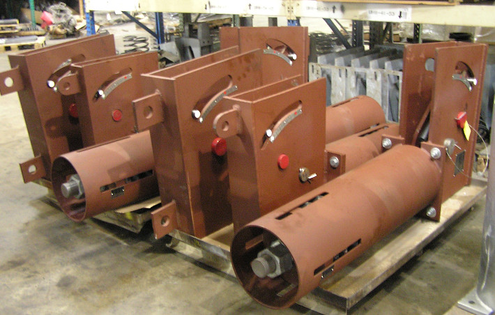 B-Type Constants for a Power Plant in Kentucky