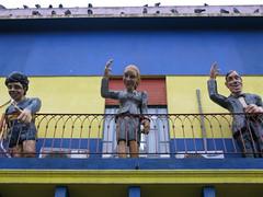 los hermanos...... (ecaraujo) Tags: argentina figuras bonecos tipicas