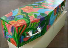 Coffins by LifeArt Australia incorporating 10mm X-Board Print
