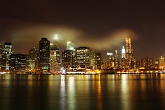 The City of New York - Lower Manhattan (cvrestan) Tags: newyorkcity newyorkskyline lowermanhattan cityofnewyork pentaxda21mm pentaxk20d atimonanin yaayatimonaninay newyorkskylinenightime