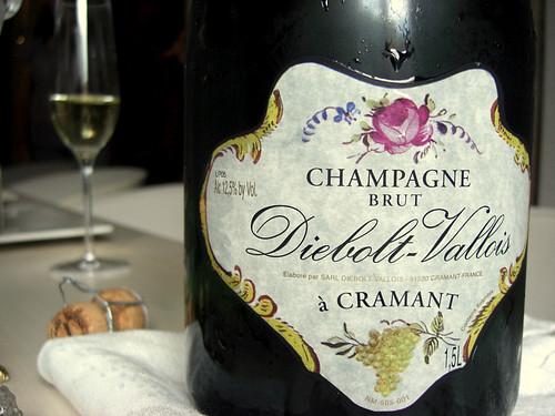 Diebolt-Vallois Brut Prestige Magnum