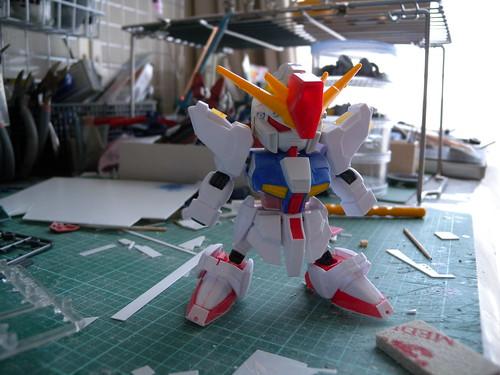 RX-99 NEO GUNDAM(45%)