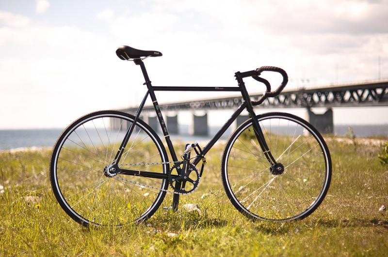 My new bike - Fuji Classic Track