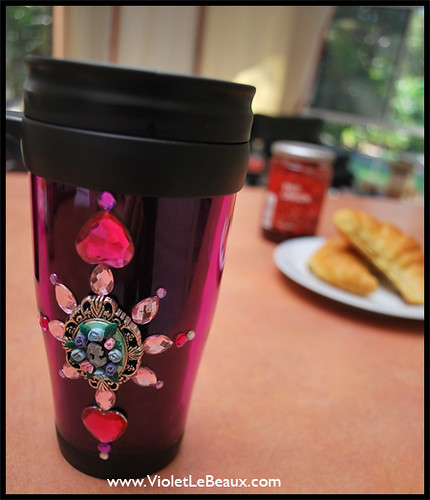Travel Mug Deco