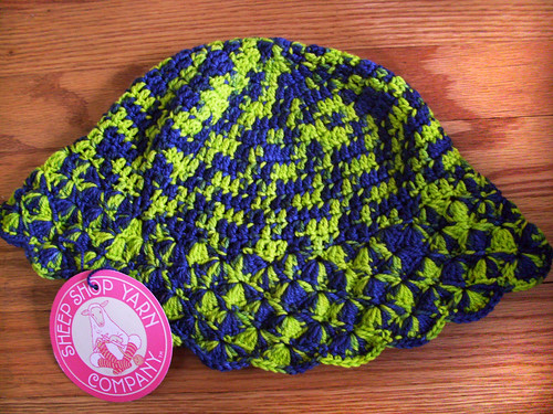 Thing Spring Ravelry Swap