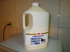 林鳳營三公升鮮乳