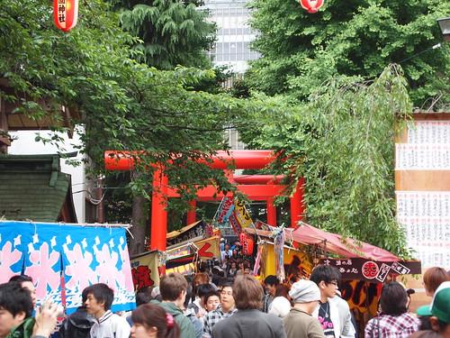 花園神社例大祭