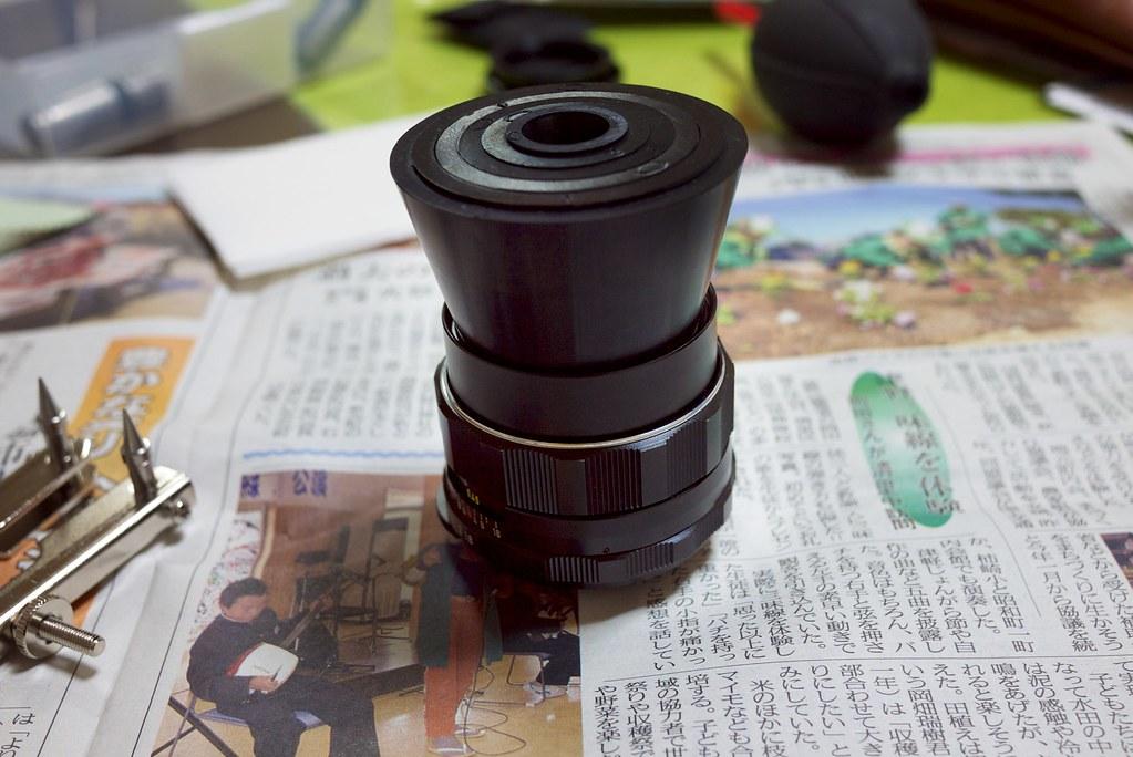 Lens Maintenance #1