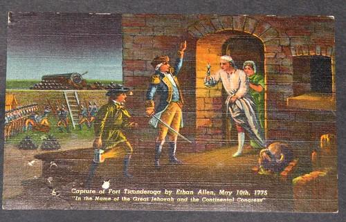 Vintage Postcard - 5-30-2010 005