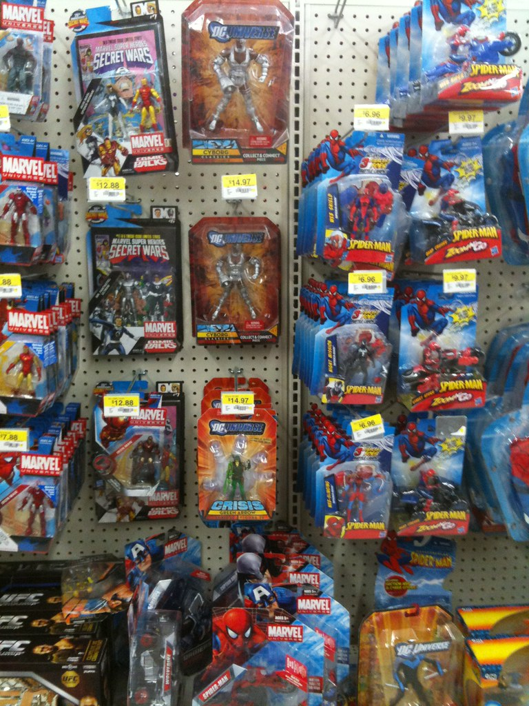 Tales From The Toy Aisle Walmart Fever Infinite Hollywood