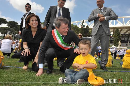 Ludi Motori 2010 - Festa dei bambini della città di Roma