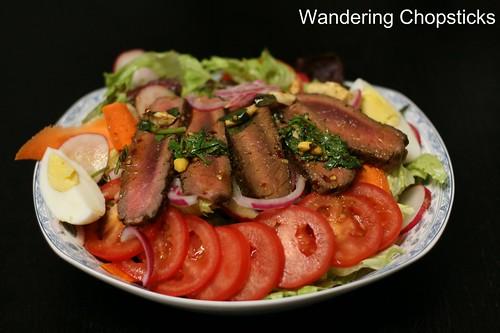 Xa Lach Thit Bo (Vietnamese Steak Salad) 12