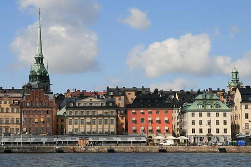varm euro runka i Stockholm