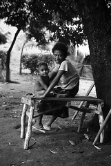 kapiling ni nanay (jobarracuda) Tags: philippines mother son ita motherandchild anak nanay morong magina aeta minoritytribe aetas jobarracuda jojopensica pensica aetacommunity barangaykanawan