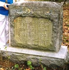 Azariah Graves (1854-1903)