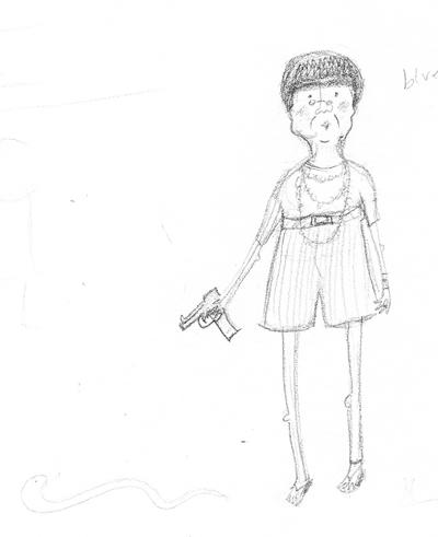 slither - sketch