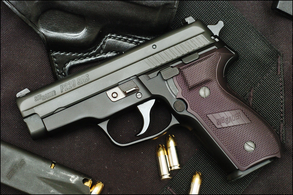 My Sig P229 Sas Gen Ii The Firing Line Forums