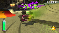 Smash Cars: Virus Run DLC for PS3
