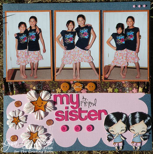 Sisters.. Friends