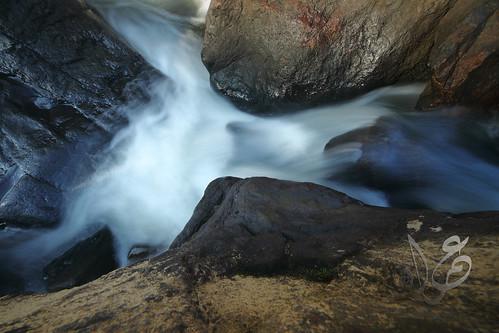 Buaya Sangkut Waterfall, Endau-Rompin