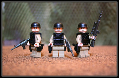 Strike Team Bravo (Geoshift) Tags: lego military specialforces moc callofduty customlego brickarms modernwarfare legomilitary legocustom legocustomminifig