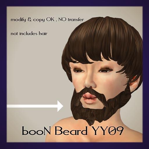 booN beard1yy09