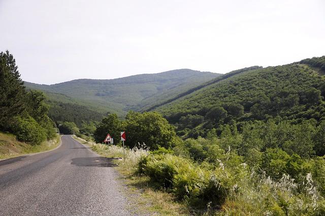 İğneada Istanca Dağları