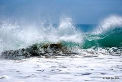 Lanzarote (Aysha Bibiana Balboa) Tags: sol lava agua playas vino onde islascanarias thegalaxy mywinners olétusfotos isladelanzarote lacuevadelosverdes montañadelfuego atardecerenlanzarote amanecerenlanzarote rutadelavaenlamontañadelfuegolosjameosdelagua