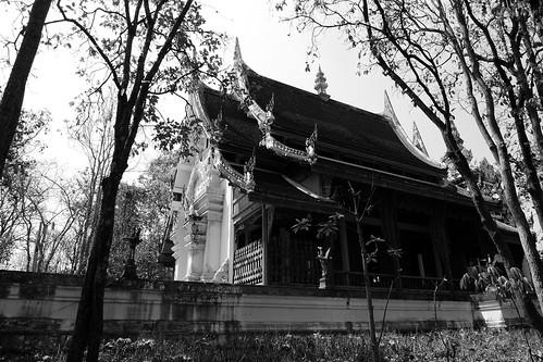 有小吳哥窟之稱的玉佛寺廟