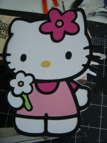 Hello Kitty Card 2