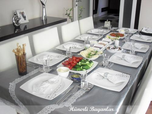 Ülkü'nün Kahvaltı Sofrası-9