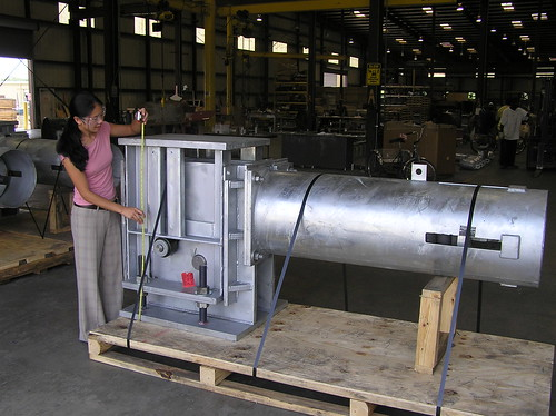 Upthrust 200-U Type Constants for an Oil Refinery