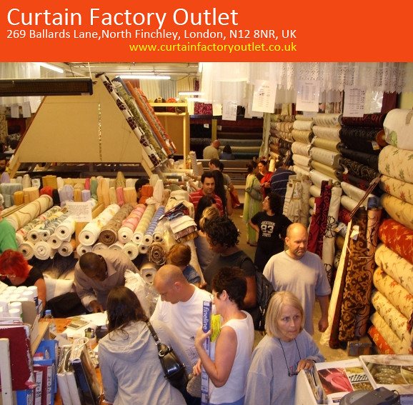 Curtain Outlet - The Window Covering Lady