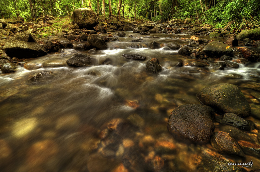 The Flow III | Tupah | HDR (by Sir Mart Outdoorgraphy™)