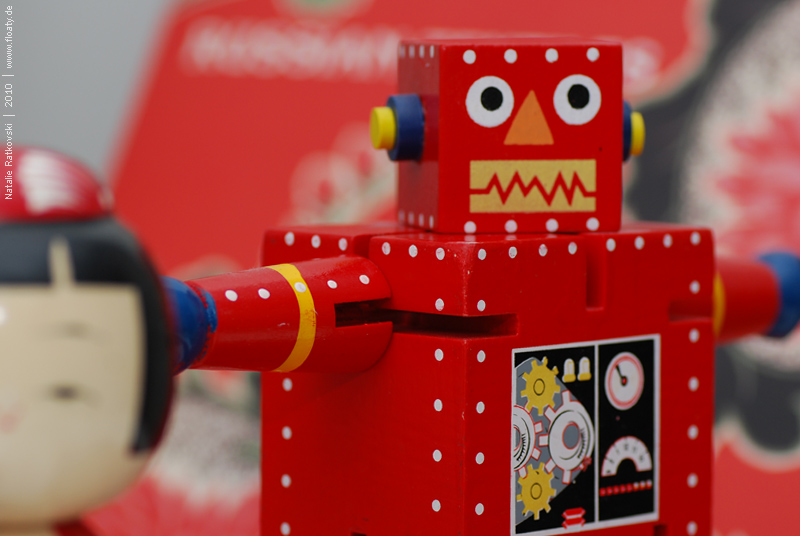 RR - Red Robot