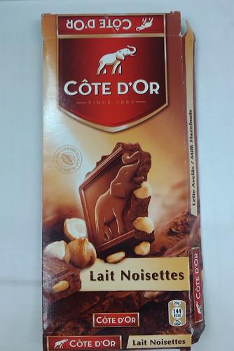 比利時大象巧克力