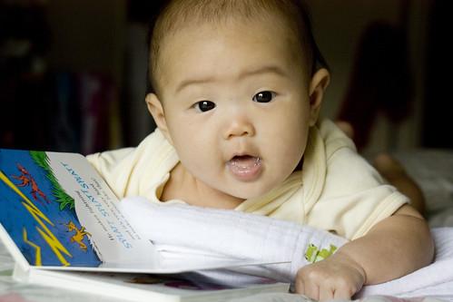 good book, Mama!