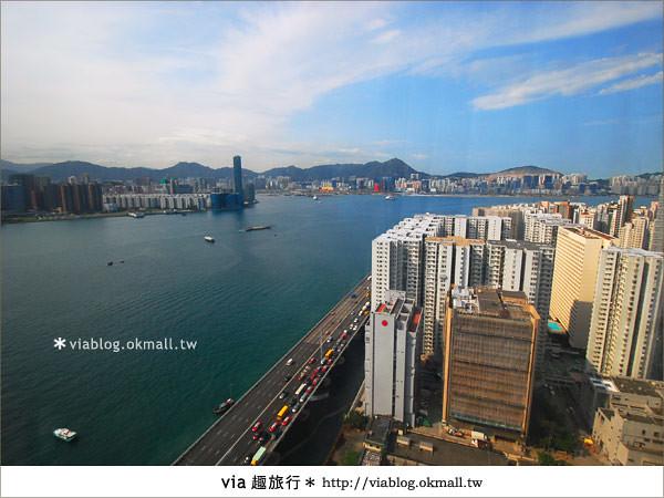 【香港自由行住宿】海景五星級酒店~港島海逸君綽酒店17