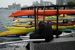 Colurful Boats