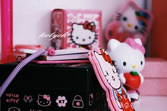 p#2      (tt   ) Tags: hello pink baby 3 black pen notebook kitty stuff packet p2