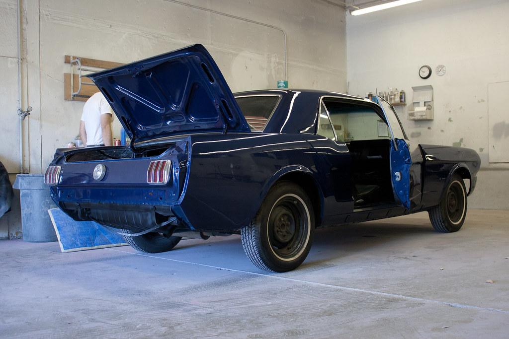 Classic Car Restoration Riverside Ca