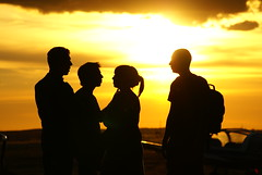 Queda Livre DZ Sunset