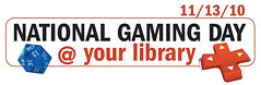 National Gaming Day logo