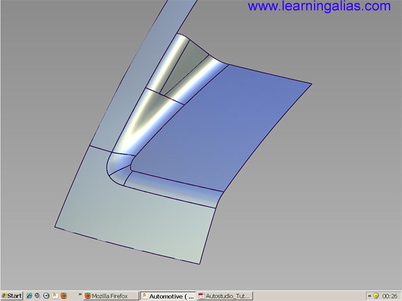 Transitional Surfaces