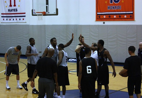 Washington Wizards, NBA Draft Workout
