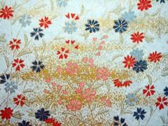DSC00003 - Japanese hand-made paper (tengds) Tags: flowers blue sakura cherryblossoms japanesepaper washi chiyogami yuzenwashi tengds