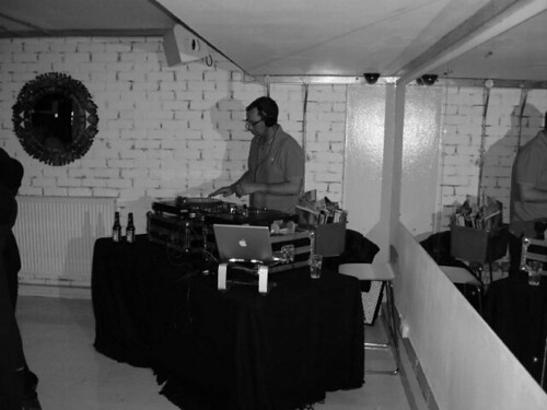 DJ Black and White
