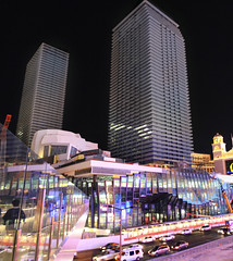 The Cosmopolitan of Las Vegas (east view)