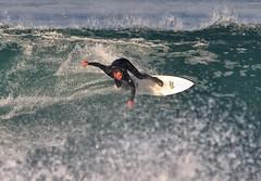 Cardiff Reef Ca (mtetcher) Tags: ocean california nikon san surf waves surfer sigma diego swell d90 nikonsigma 120400