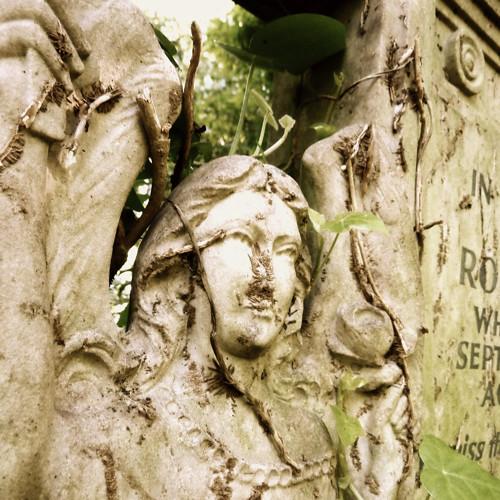 Nunhead Cemetery 10 ~ Angel